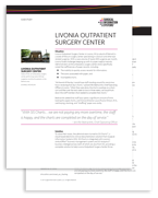 Livonia Case Study