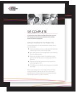 SIS Complete Brochure