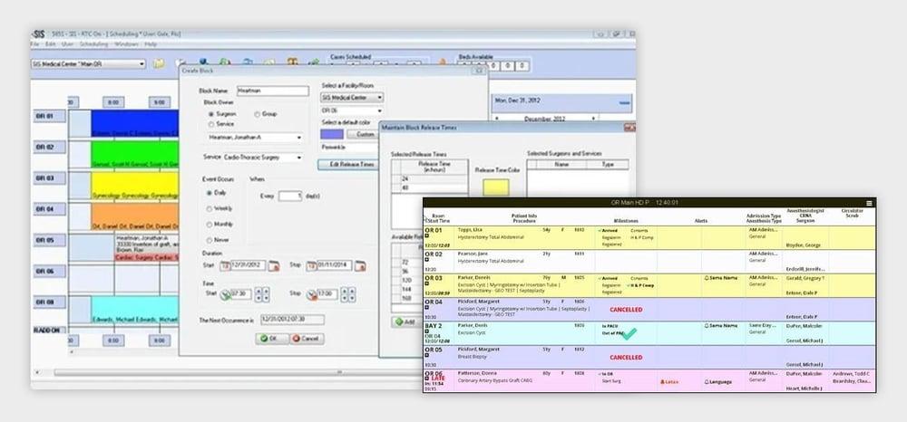 SIS-Surgery-Software