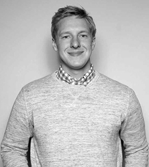 Jake Behnke, Senior Marketing Communications Specialist