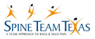 spine team tx logo